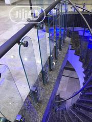 Glass Handrails | Building Materials for sale in Lagos State, Mushin