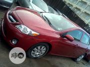 Toyota Corolla 2012 Red | Cars for sale in Lagos State, Isolo