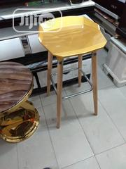Bar Stool With Wooden Leg | Furniture for sale in Lagos State, Maryland