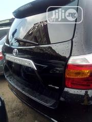 Toyota Highlander Limited 2010 Black | Cars for sale in Lagos State, Isolo