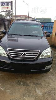Lexus GX 2005 470 Sport Utility Black | Cars for sale in Lagos State, Isolo