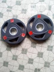 Rubber Dumbbell 5kg | Sports Equipment for sale in Lagos State, Surulere