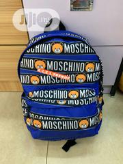 Moschino Designer Backpack | Bags for sale in Lagos State, Surulere