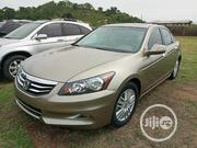Honda Accord 2009 2.4 i-VTEC Exec Automatic Gold | Cars for sale in Abuja (FCT) State, Gudu