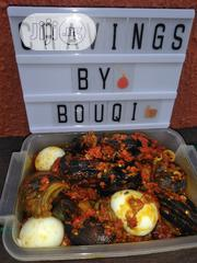 Snail,Smoked Catfish,Ponmo And Egg Sauce | Meals & Drinks for sale in Oyo State, Ona-Ara