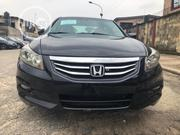 Honda Accord 2012 Sedan EX Automatic Black | Cars for sale in Lagos State, Amuwo-Odofin