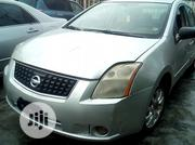 Nissan Sentra 2008 Gray | Cars for sale in Lagos State, Alimosho