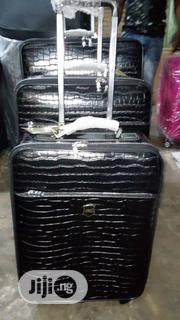Cowhide Leather Luggage | Bags for sale in Lagos State, Lekki Phase 1
