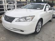 Lexus ES 2009 White | Cars for sale in Lagos State, Ajah