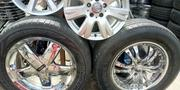 Vehicle Tires Both Old And New | Vehicle Parts & Accessories for sale in Lagos State, Apapa