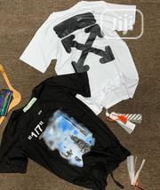 Classic Off White T Shirt | Clothing for sale in Lagos State, Lagos Island