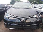 Toyota RAV4 2016 XLE AWD (2.5L 4cyl 6A) Black | Cars for sale in Lagos State, Apapa
