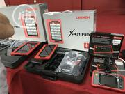 Launch X431 Pro Professional Diagnostic Scanner | Vehicle Parts & Accessories for sale in Lagos State, Mushin