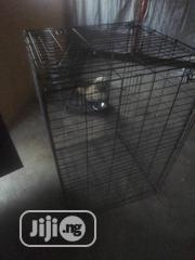 Black Iron Cage For Dog | Pet's Accessories for sale in Lagos State, Yaba