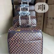 Original Louis Vuitton Travelling Trolley Bags Set of 5 | Bags for sale in Lagos State, Lagos Island