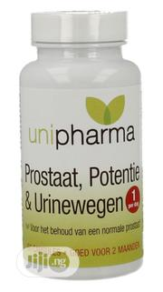 Unipharma Prostate Potential Urinary Tract 60 Tablets | Vitamins & Supplements for sale in Lagos State, Surulere