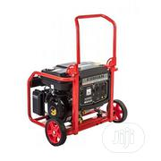 Sumec Fire Man Generator With Key Starter Eco8990es | Electrical Equipments for sale in Lagos State, Ikeja