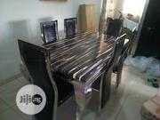 Marble Top Dining Table | Furniture for sale in Lagos State, Ikorodu