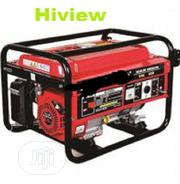 Hiview 2.8kva 100% Copper Manual Generator –   Electrical Equipments for sale in Lagos State, Ikeja