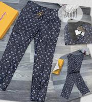 Louis Vuitton Men'S Pant Trousers Black | Clothing for sale in Lagos State, Ikeja