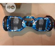 Hoverboard With Inbuilt Handle and Bluetooth Speakers - Blue Color | Sports Equipment for sale in Abuja (FCT) State, Jabi