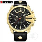 Brand New Original CURREN Business, Casual Wrist Watch | Watches for sale in Cross River State, Calabar