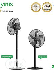 Syinix Fss16n-508 Standing Fan ( Can Be Used as Table   Home Appliances for sale in Lagos State, Ikeja