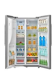 Midea 488liters Side By Side Fridge With Water Dispenser... 🔍  | Kitchen Appliances for sale in Lagos State, Ikeja