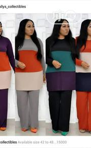 Lovely Ladies Unique Top and Trouser   Clothing for sale in Lagos State, Gbagada