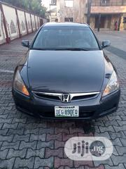 Honda Accord 2007 Sedan EX-L V-6 Automatic Gray   Cars for sale in Rivers State, Port-Harcourt
