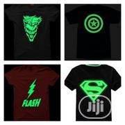 Glow in the Dark Print Shirts | Clothing for sale in Lagos State, Surulere