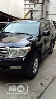 Toyota Land Cruiser 2010 Black | Cars for sale in Lagos State, Victoria Island