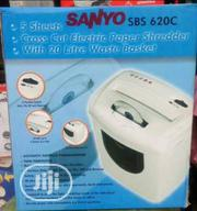 Sanyo Shredder | Stationery for sale in Lagos State, Lagos Island