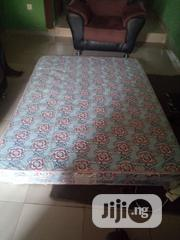6 by 4inches Bed Very Clean No Scratch or Rough Edges. | Furniture for sale in Edo State, Egor