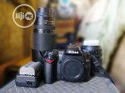 Nikon D90 With 18-105mm 70-300mm Used in Good Condition | Photo & Video Cameras for sale in Abuja (FCT) State, Dutse-Alhaji
