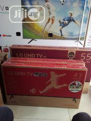 LG Smart Led 4k Televisions 43 Inches | TV & DVD Equipment for sale in Lagos State, Ojo