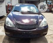 Lexus ES 300 2002 Brown | Cars for sale in Lagos State, Isolo
