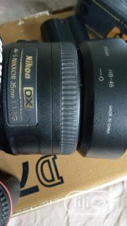 Nikon 35mm Prime Lens 1.8g | Accessories & Supplies for Electronics for sale in Lagos State, Ifako-Ijaiye