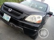 Honda Pilot 2004 Black   Cars for sale in Rivers State, Port-Harcourt