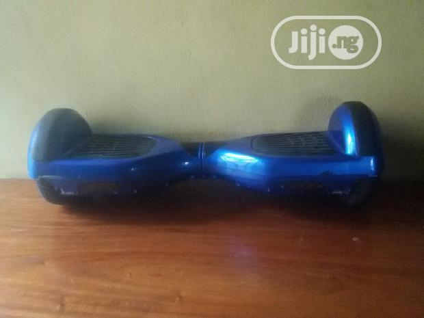 Archive: Smart Hoverboard With Carrier