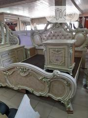 Foreign Royal Bed With Wardrobe | Furniture for sale in Lagos State, Lagos Mainland
