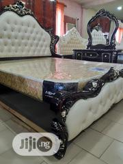 The Black Pearl Royal Bed With Dresser and Drawers. | Furniture for sale in Lagos State