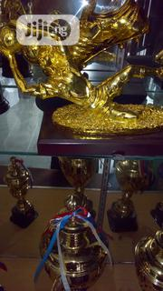 Football Award Best Goal Keeper | Arts & Crafts for sale in Lagos State, Ojota