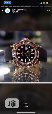 New Rolex Yatch Master Crystal Wristwatch   Watches for sale in Lagos State, Lagos Mainland