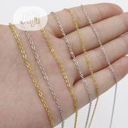 Fashion Chain Available in Silver | Jewelry for sale in Ogun State, Ijebu East