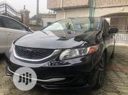Honda Civic 2014 Black | Cars for sale in Lagos State, Lagos Mainland