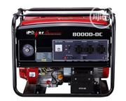 Ipower 8000d-Dc (7.5KVA)Gasoline Generator With Free ITEC Coffee Maker | Electrical Equipment for sale in Imo State, Owerri