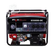 Ipower 6500d-Dc (6.5KVA) Gasoline Generator With Free ITEC Toaster | Electrical Equipments for sale in Oyo State, Ibadan South West