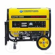 Haier Thermocool TEC Gen Ptr Sml Bobo 2500ES 2.5kva/2kw - Yellow | Electrical Equipment for sale in Abuja (FCT) State, Gwagwalada