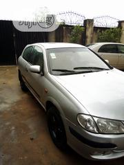 Nissan Almera 2001 Tino 1.8 Silver | Cars for sale in Lagos State, Alimosho